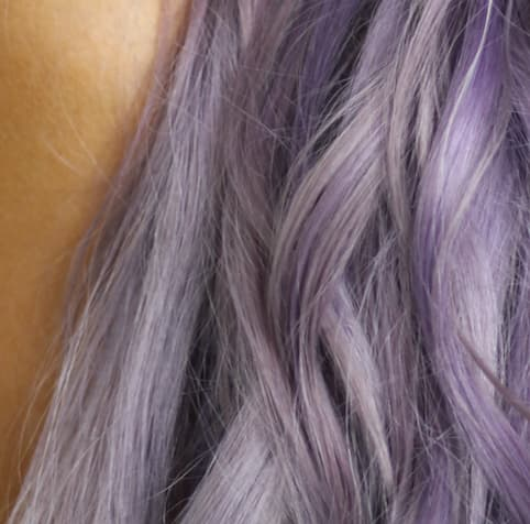 How To Remove Purple Or Green From Coloured Hair Aer Online